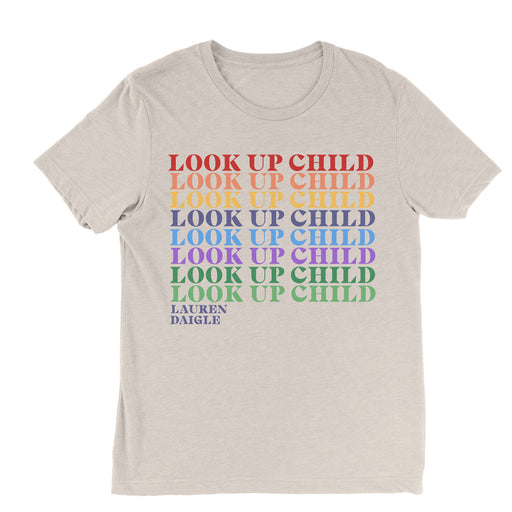 The Essential Look Up Child T