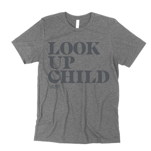Look Up Child Classic T