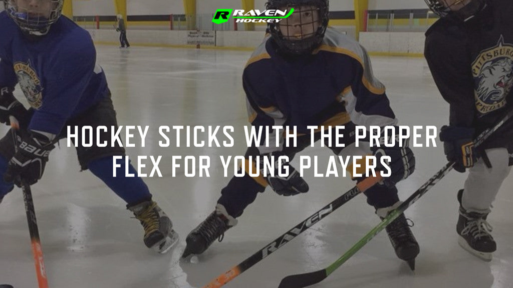 Why Raven Hockey Sticks?