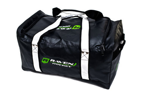 COACH/TOURNAMENT TRAVEL BAG (20X12X12) (BLK/WHT)