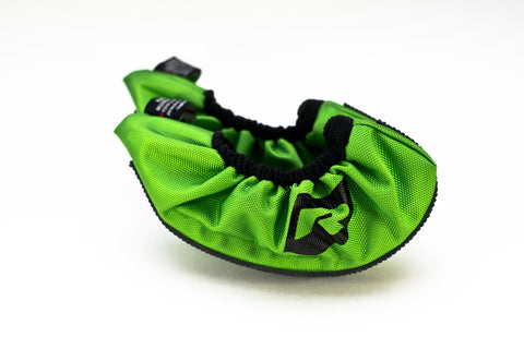 SKATE GUARDS (GREEN) - YOUTH SKATE SIZES 5-1