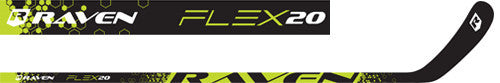 Raven Hockey Sticks - Flex 20 Grip