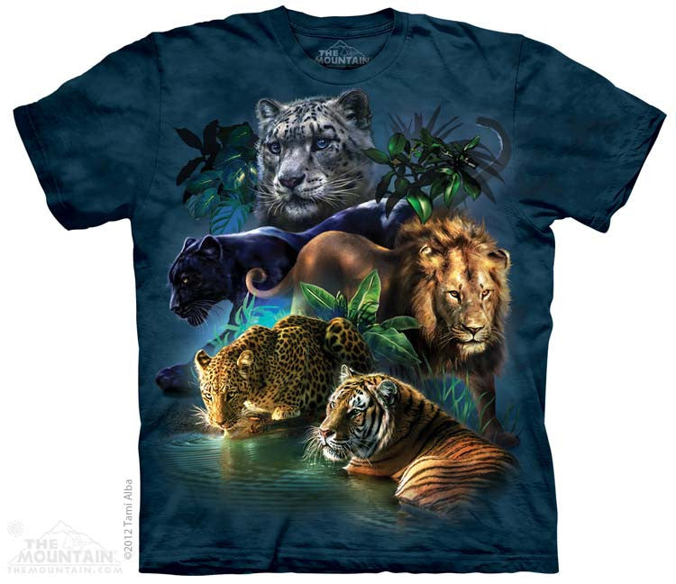 3315 Big Jungle Cats