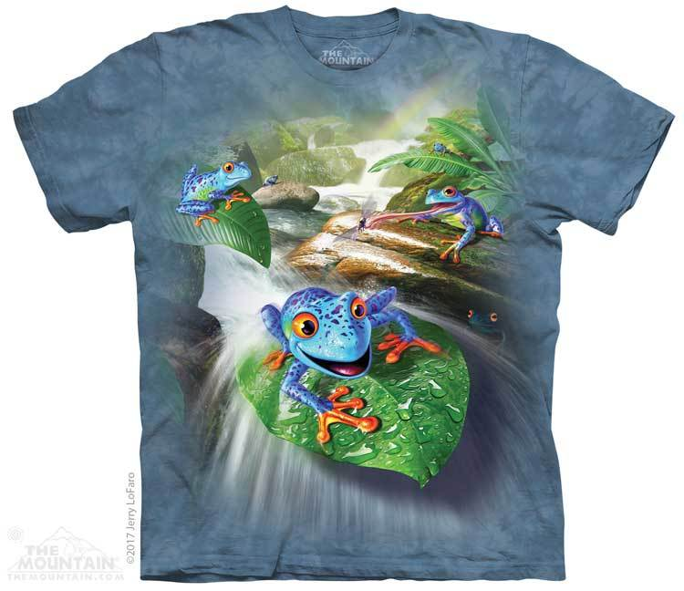 Frog Capades Youth T-Shirt
