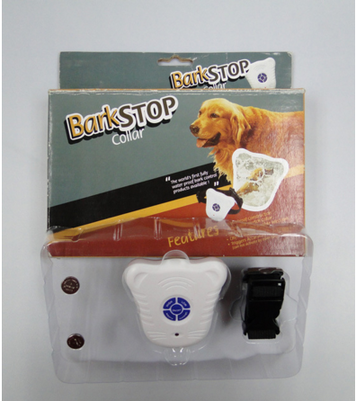 Safely Help Stop the Barking with a Safe Electronic Ultrasonic Bark Control Collar