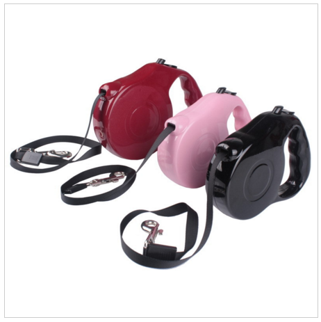 Training Lead for Dogs Cats Retractable Pet Leash Lead Extendable