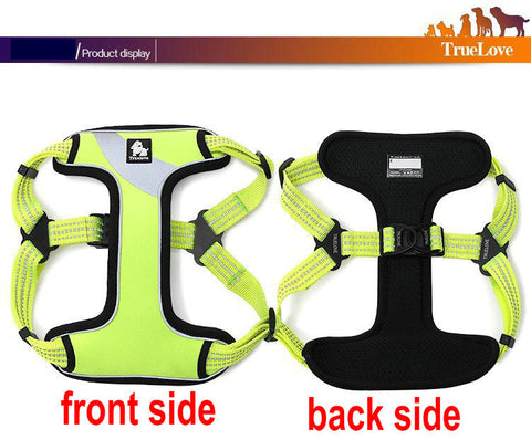 New Arrival Large Dog Harness Soft  Super Strong High Quality Dog Training Walking Harness