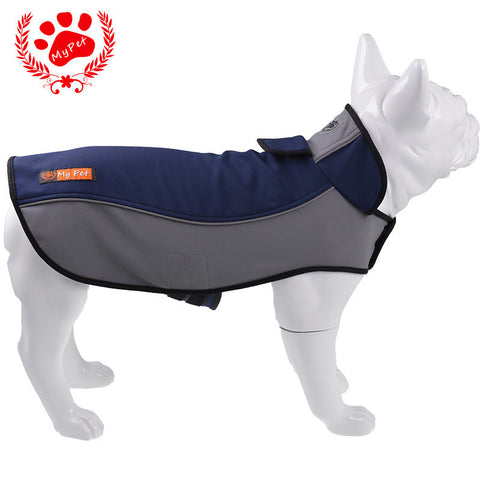 Dogs Coat Jacket Waterproof Pet Raincoats