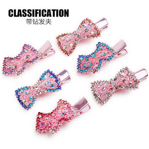 Image of Dog Hair Clips With Clips Grooming Supplies
