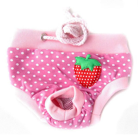 Female Sanitary Lovely Pant Short Panty