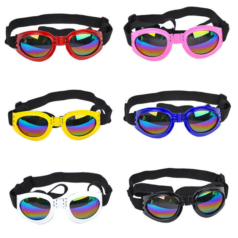 2016 New Attractive Pet Dog Sunglasses