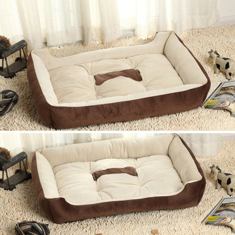 Image of New Pets Beds Plus Size Fashion Soft Dog House