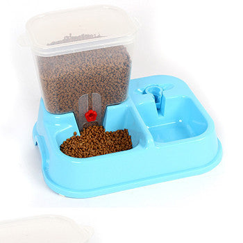 Image of Pet Feeder Dual Automatic Water Feeder