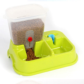 Pet Feeder Dual Automatic Water Feeder