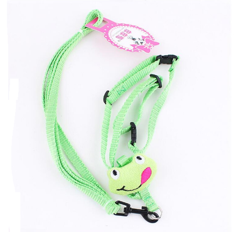 Image of Puppy Leash Cartoon Animal Design