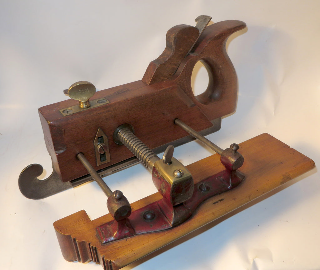 Kimberley Patented Plow Plane