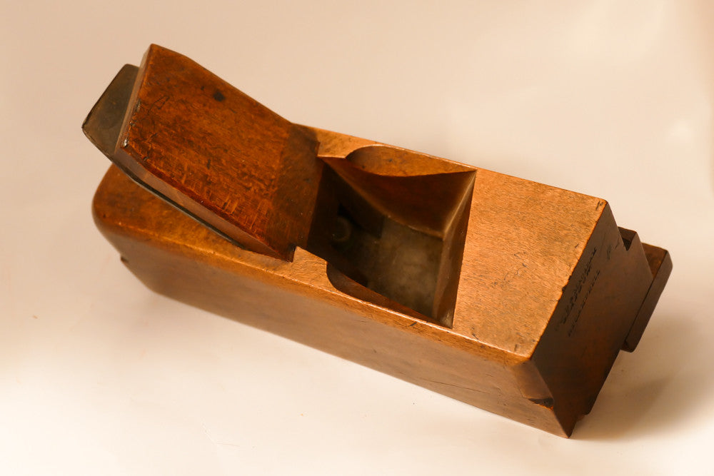 Wood and Macadam Chamfer Plane