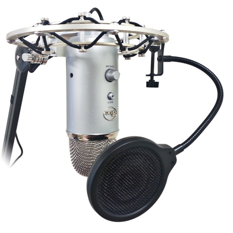 "4"" Pop Filter for Radius Shock Mount"