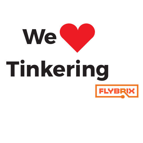 Cool Kits Flybrix Loves, for Tinkerers of all Ages