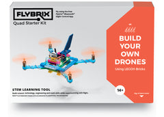Building, Flying and Coding Instructions | Flybrix