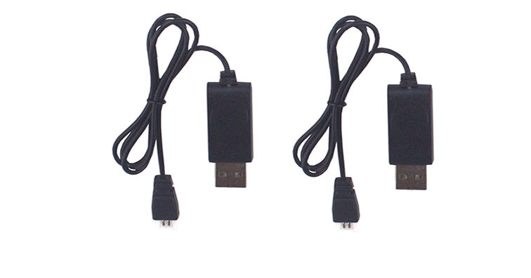 Flybrix Battery Charger 2-Pack