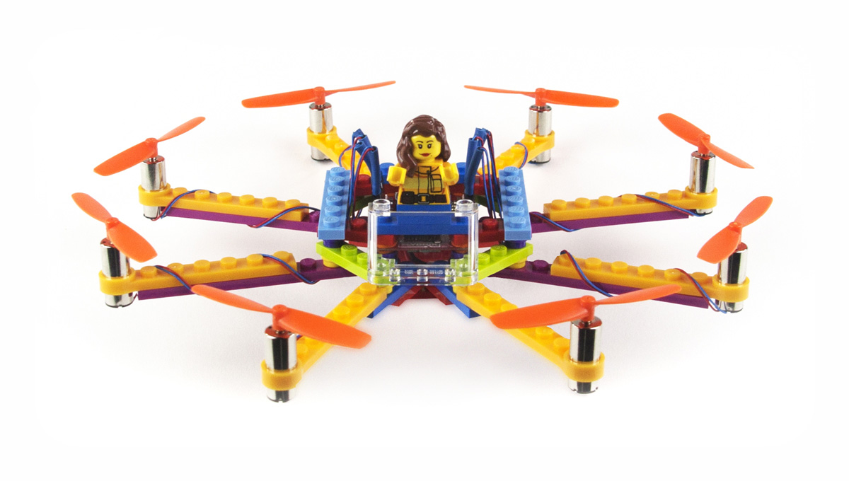 Build your own drones!