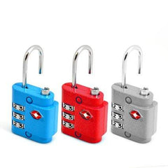 Orei TSA Approved Combination Number Luggage Lock Set
