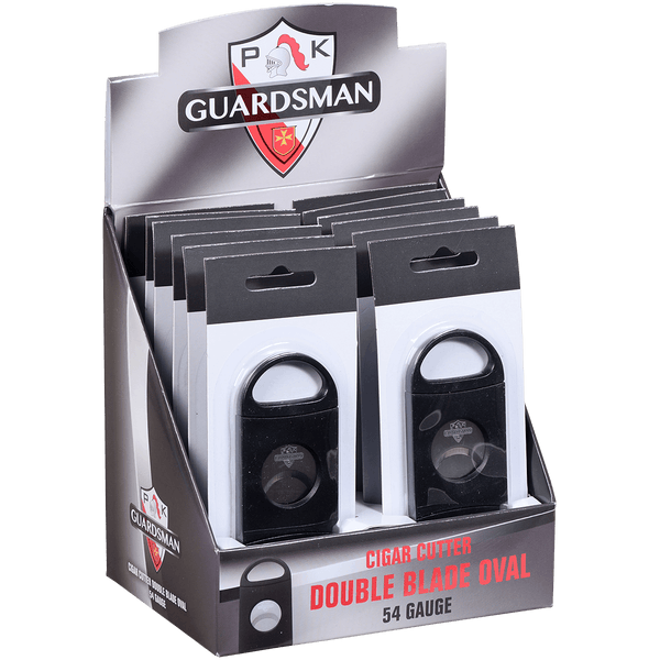 PK Guardsman Double Blade 54 Gauge Guillotine Cutter