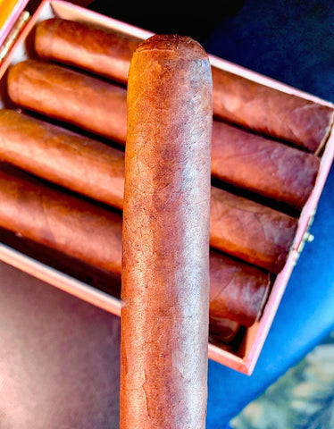 "Prado House Heritage ""Panchito"" 5x54 Double Robusto"