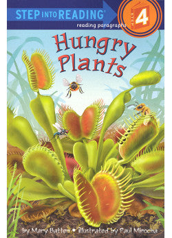 Hungry Plants Book