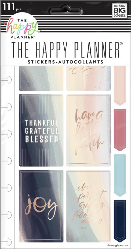 Joy & Faith - 5 Sticker Sheets