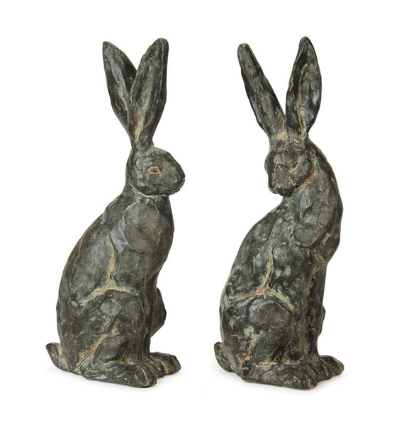Sitting Rabbits (x2 Asst)