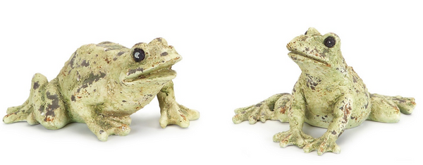 Frogs (Set of 2)