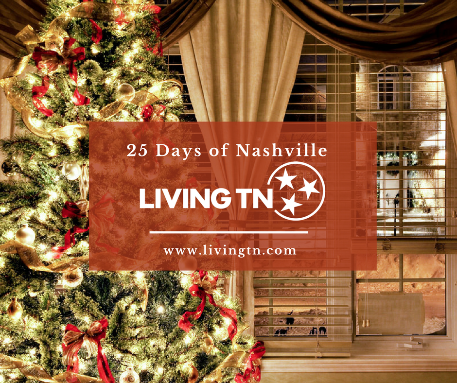LivingTN 2016 25 Days of Nashville