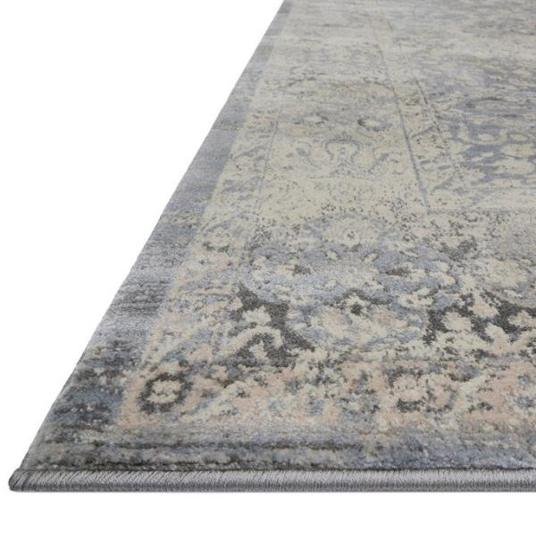 everly rug collection- mist mist