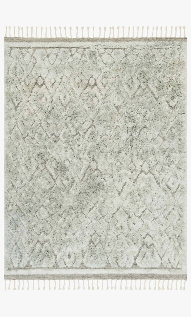hygge rug collection- grey/mist - Apple & Oak