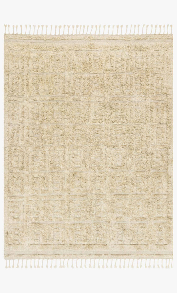 hygge rug collection- oatmeal/sand