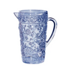 blue paisley pitcher - Apple & Oak