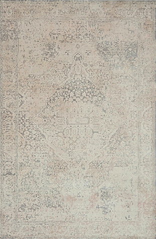 everly rug collection- ivory ivory
