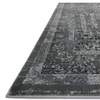 everly rug collection- grey grey