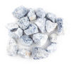 rough blue calcite - Apple & Oak