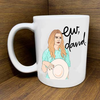 alexis ew david mug - Apple & Oak