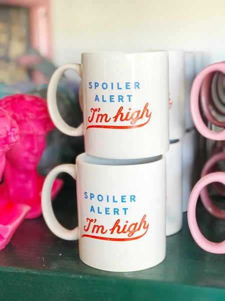 spoiler alert mug - Apple & Oak