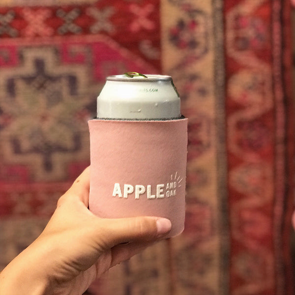 apple & oak koozie - Apple & Oak