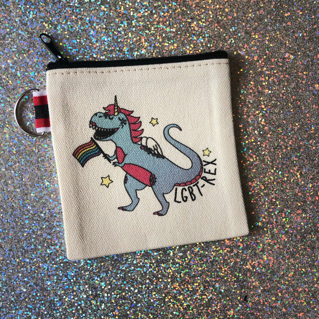 lgbt rex pouch - Apple & Oak