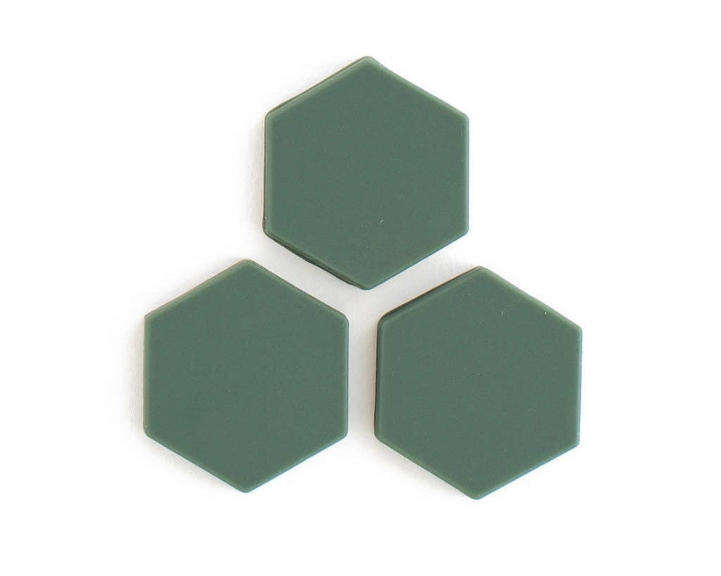 tile mat & tile sets - Apple & Oak