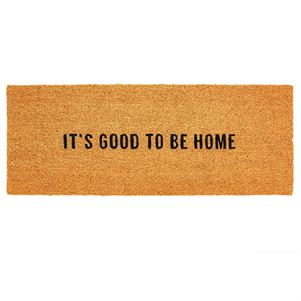 it's good to be home doormat