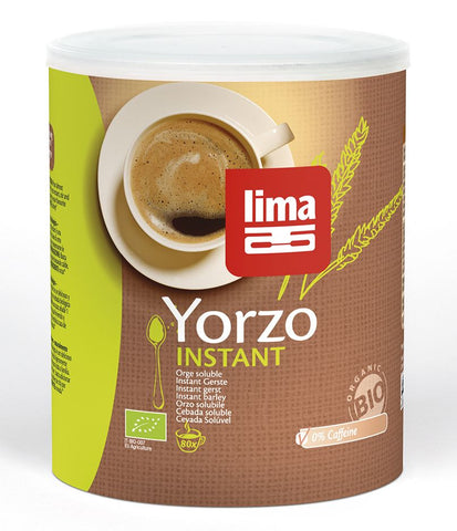 Cafea din orz Yorzo Instant 125g Lima - CUbio.ro
