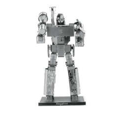 Metal Earth 3D Laser Cut Steel Model Kit Transformers Decepticon Megatron Model