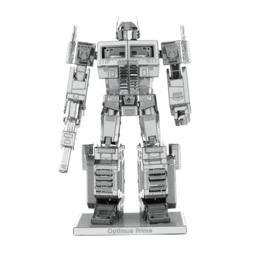 Metal Earth 3D Laser Cut Steel Model Kit Transformers Autobots Optimus Prime